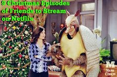 9 Christmas Episodes