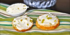 Hatch Pepper Butter with Corn Muffins