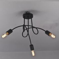 schöne Landhausstil Eisen Hänge Lampe mit günstige Preis kaufen Großer Auswahl
