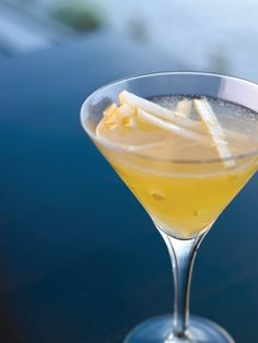 4. The Pear Martini