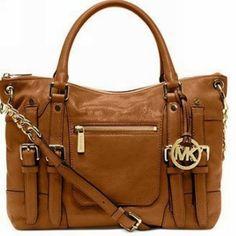 Goat Leather Michael Korse Bag.