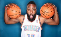 047230a60346 James Harden seems ready to make noise in the Sixth Man race