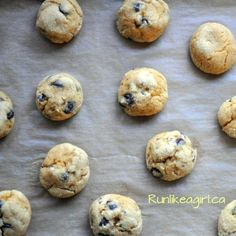 Chocolate chip cookies   25+ gluten free and dairy free snack ideas