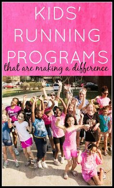 Be a healthy role model and have a heck of a good time with these programs that encourage fitness in kids!   Fit Bottomed Girls