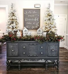 Rustic Farmhouse Christmas Decoration Ideas 39 - Happy Christmas - Noel 2020 ideas-Happy New Year-Christmas Merry Little Christmas, Noel Christmas, Winter Christmas, Vintage Christmas, Christmas Crafts, Christmas Ideas, Christmas 2019, Christmas Movies, Christmas Mantels