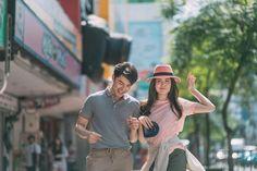 ideas for photography friends poses wedding photos Pre Wedding Photoshoot, Wedding Poses, Wedding Couples, Cute Couples, Wedding Shoot, Prenup Photos Ideas, Couple Photography Poses, Vintage Photography, Korean Wedding