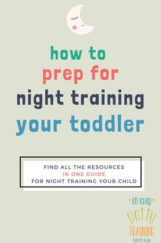 In this complete guide to night training your toddler, I included everything night training all in one spot: my blog posts on nap and night training, Jamie's blog posts, links to Jamie's Night Training YouTube video and Oh Crap Potty Training Night Training Supplement, and more!  #pottytraining #ohcrappottytraining #pottytrainingtips #toddlermom Toddler Potty Training, Potty Training Tips, Best Potty, Free Diapers, Toddler Books, How To Know, About Me Blog, Posts, Night