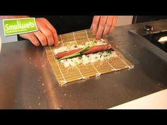 Sushi maken - YouTube