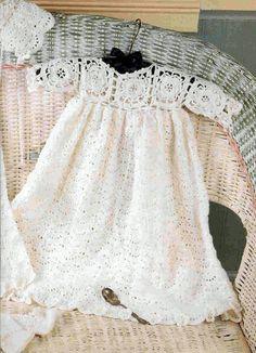 Christening Crochet Patterns | Patterns Gallery