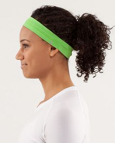 Swiftly Headband colour: frond $14 Spring 2013
