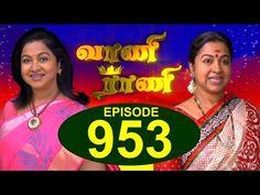 Vani Rani 18-05-2016 Sun TV Tamil Serial