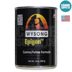 Epigen Rabbit Grain Free Canned Dog Food