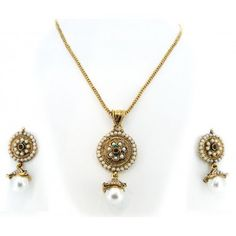 Blinglane Cz Fashion Ethnic Crystals Jewellery