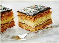 Mój królewicz Chocolate, Vanilla Cake, Tiramisu, Delicious Desserts, Deserts, Favorite Recipes, Easter, Sweets, Baking