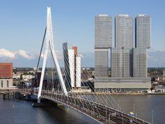 Rem Koolhaas, De Rotterdam, Rotterdam