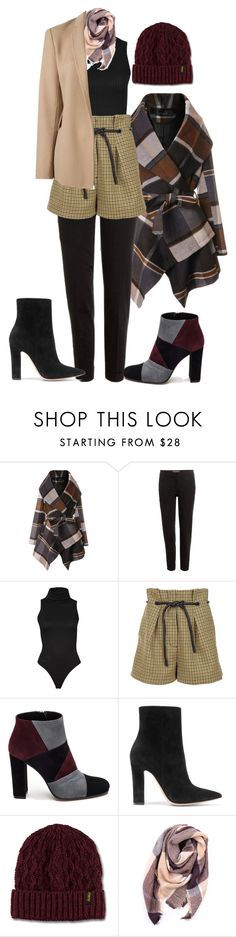"""""""Winter Styling"""" by shirley-de-gannes ❤ liked on Polyvore featuring Chicwish, Etro, 3.1 Phillip Lim, Roberto Festa, Gianvito Rossi, Dr. Martens, Everest and Theory"""