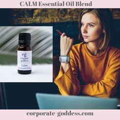 An essential oil blend tailored to deal with anger, work stress and anxiety and to provide calm. Calming Essential Oils, Essential Oils For Headaches, Essential Oils For Sleep, Essential Oil Blends, Work Stress, Stress And Anxiety, Burnout Recovery, Oils For Energy, How To Control Anger