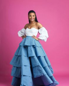 Find everything but the ordinary Traditional Dresses Designs, Traditional Design, African Print Fashion, African Prints, Shweshwe Dresses, Strapless Dress Formal, Formal Dresses, Big Girl Fashion, African Attire
