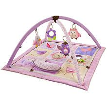 Skip Hop Owl Patch Activity Gym Purple Owl
