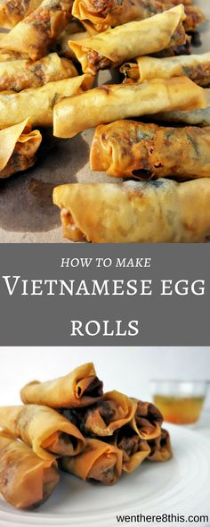 recipe: vietnamese egg roll dipping sauce cheap easy [34]