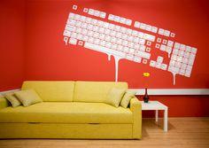 colorful office interior designs decorating models - Office Interior Design Ideas