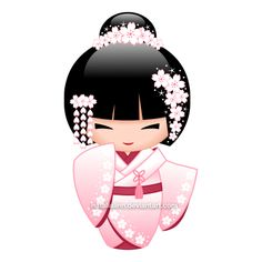 Bride Kokeshi