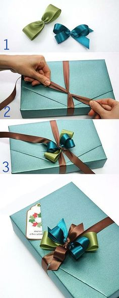 Lembrancinhas de Natal Baratas e Fáceis de Fazer #giftwrapping