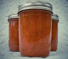 Canning Homemade!: Tomato Soup - Condensed with Clear Jel (pressure canning)