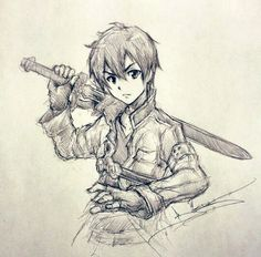 Kirito Swords arts online