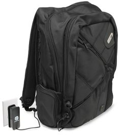 Powerbag Deluxe Charging Backpack