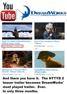 The HTTYD fandom rules! This right here is proof that HTTYD fandom is better than any and (almost) every animated fandom in animation!!! XD