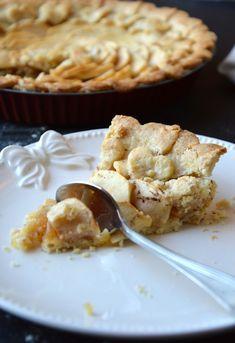 Ma tarte aux pommes à l'ancienne