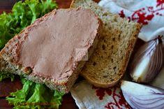 Pate din ficat de pui - CAIETUL CU RETETE Sandwiches, Food, Home, Essen, Meals, Paninis, Yemek, Eten