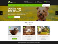 Pet Animal Store //  A pet WordPress Theme for all the pet shop owners & dealers. This pet WordPress theme is for the people that are engaged in the business of dog grooming hygiene dog training dog wash puppy grooming cat grooming pet training and grooming services and so on. It is a suitable multipurpose WordPress theme for veterinary doctors pet shops lovers horse equestrian dog grooming walking and...    #WordPress #themes  The post Pet Animal Store appeared first on Drupal & WordPress…