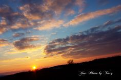 Sunset Photograph Digital Download by YourStuffbyTracy on Etsy