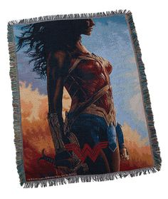 Wonder Woman Classic Warrior Tapestry