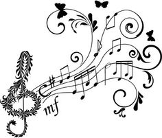 Music Butterfly. ❣Julianne McPeters❣ no pin limits