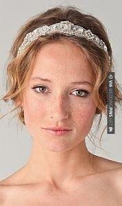 Love this - Deepa Gurnani Crystal Headband | CHECK OUT MORE IDEAS AT WEDDINGPINS.NET | #weddings #hair #weddinghair #weddinghairstyles #hairstyles #events #forweddings #iloveweddings #romance #beauty #planners #fashion #weddingphotos #weddingpictures