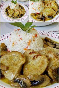 Pork, Beef, Chicken, Cooking, Recipes, Kale Stir Fry, Meat, Kitchen