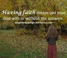 faith means trust trust - 783×684