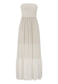 lace tiered maxi dress (original price, $44) available at #Maurices