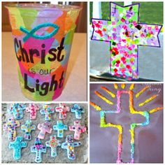Sunday School Easter Crafts have to do one this Easter!!!!