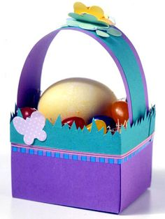 12 Easy Easter Baskets