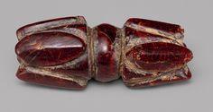 Etruscan Amber Pendant  (1992.11.22) | Heilbrunn Timeline of Art History | The Metropolitan Museum of Art