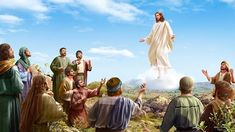 """Question We still haven't determined whether God's kingdom is on earth or in heaven. The Lord Jesus once talked about """"the kingdom of heaven being at hand"""" and """"the kingdom of heaven coming."""" If it is the kingdom of heaven, it should be in heaven. Jesus Ressuscité, Why Jesus, Jesus Resurrection, Jesus Faith, What Is The Rapture, Gospel For Today, Films Chrétiens, Jesus Christus, Saint Esprit"""