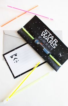 Invitation Star Wars