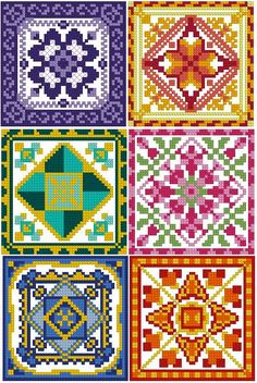 Advanced Embroidery Designs - Quilt Ornament Set