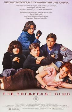 Film Friday: The Breakfast Club