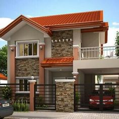 House Design Pictures Mhd 2012004 House Exterior Philippines House Design Contemporary House Elevation Modern Designs For House India Small And Simple House Design With Two