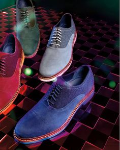 The Cole Haan shoe collection is great. Love these babies.